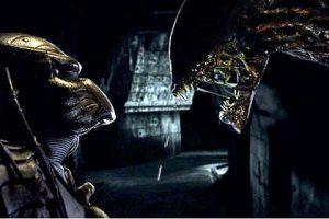 Aliens vs. Us