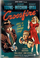Crossfire DVD Cover