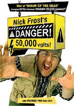 Danger 50000 Volts