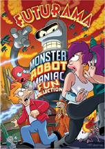Futurama Monster Robot Collection
