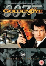 GoldenEye UK DVD