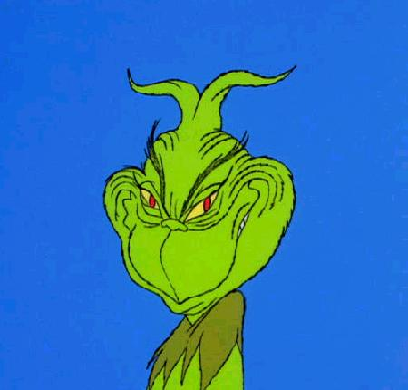 The Grinch that stole Greece  Grinch Evil Grin Gif