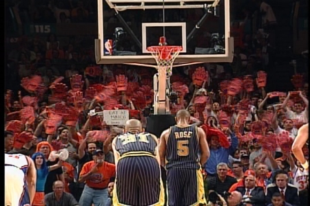 Indiana Pacers Greatest Games No.8