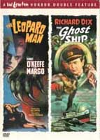 Leopard Man Ghost Ship Cover
