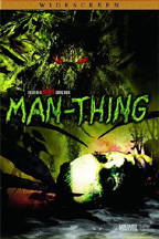 Man-Thing DVD