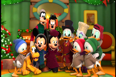 of course there would be no mickeys twice upon a christmas - Mickey Mouse Twice Upon A Christmas