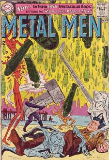 Metalic Metals.