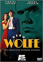Nero Wolfe - Second Season