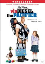 Pacifier Widescreen DVD