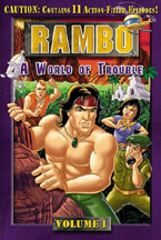 Rambo Vol. 01 World Of Trouble
