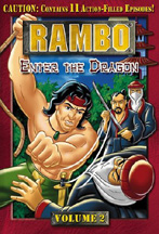 Rambo Vol. 02 Enter The Dragon