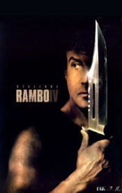 Rambo and Friend