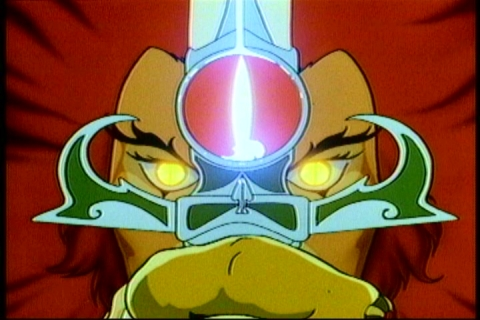 Lionel  Thundercats on Dvd Review  Thundercats     Season 1  Vol  1   Chud Com