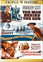Scott Man Behind Westerns