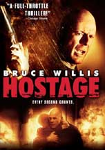 Willis Hostage DVD