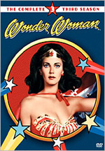 Wonder Woman Third Season
