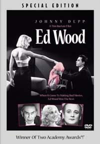 ED WOOD DVD
