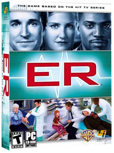 ER - The Game. The Cover.