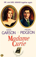 Madame Curie cover