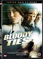 Bloody Ties Cover