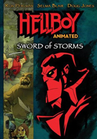 Hellboy Sword of Storms cover
