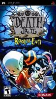 Death Jr 2 cover
