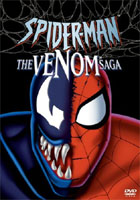 Venom Saga Cover