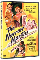 The Narrow Margin Cover