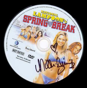 Spring Break disc