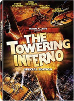 The Towering Inferno Cover
