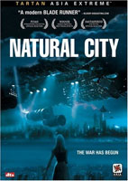 Natural City Cover