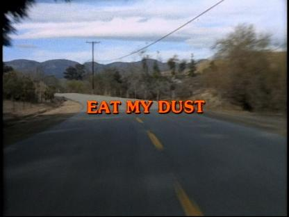 Yes. Eat his Dust! You dirty bitches.