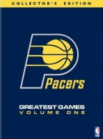 Indiana Pacers Greatest Games Volume One