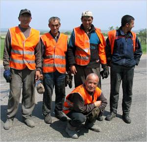 Road Crew.