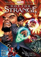 Doc Strange Cover