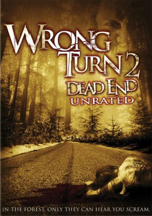 wrong turn 2. Wrong Turn 2 is available