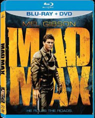 Mad Max Blu-Ray/DVD Combo