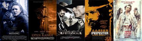 Recent Westerns