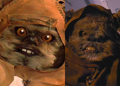 Childhoods End The Ewok Adventure Chud