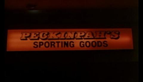 Peckinpah's Sporting Goods