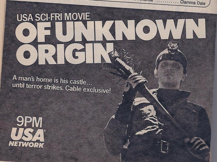 of unknown origin 1983 en español