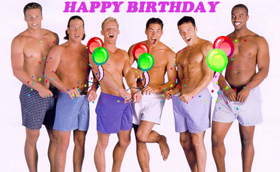 Happy Birthday Man. THE LEVIATHAN BIRTHDAY PARTY