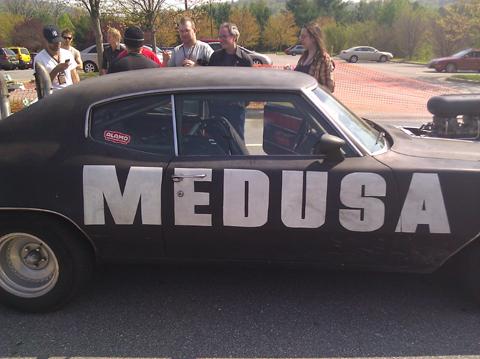 Medusa @ ActionFest 2011