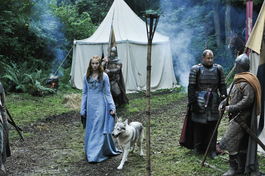 sophie turner game of thrones. TAG TEAM REVIEW: GAME OF