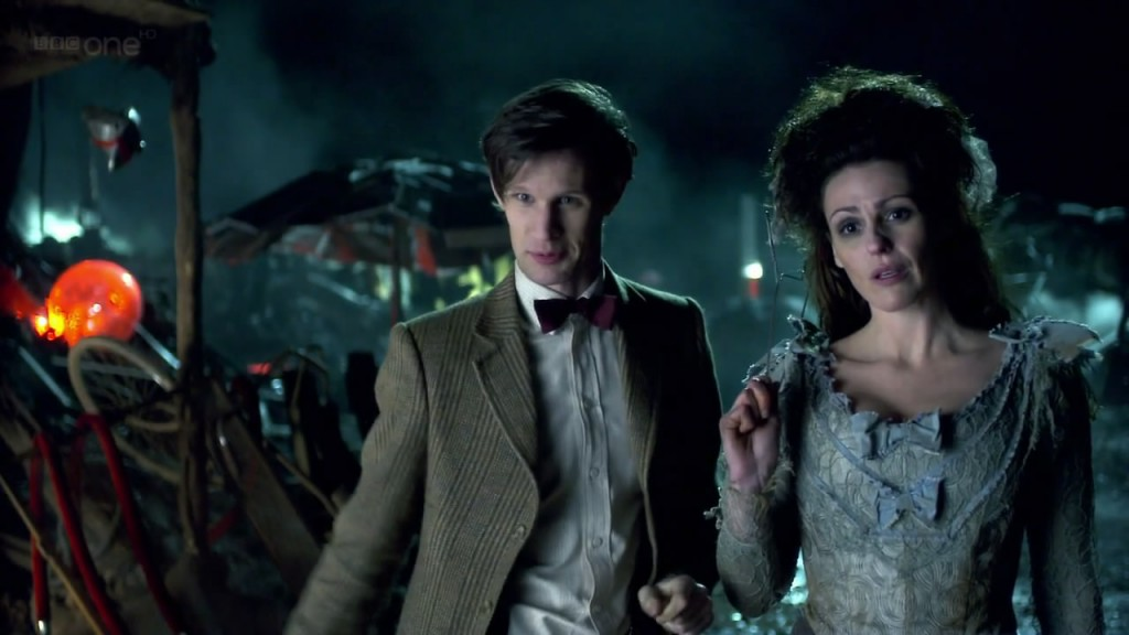 """TAG TEAM REVIEW: DOCTOR WHO – """"THE DOCTOR'S WIFE"""" 