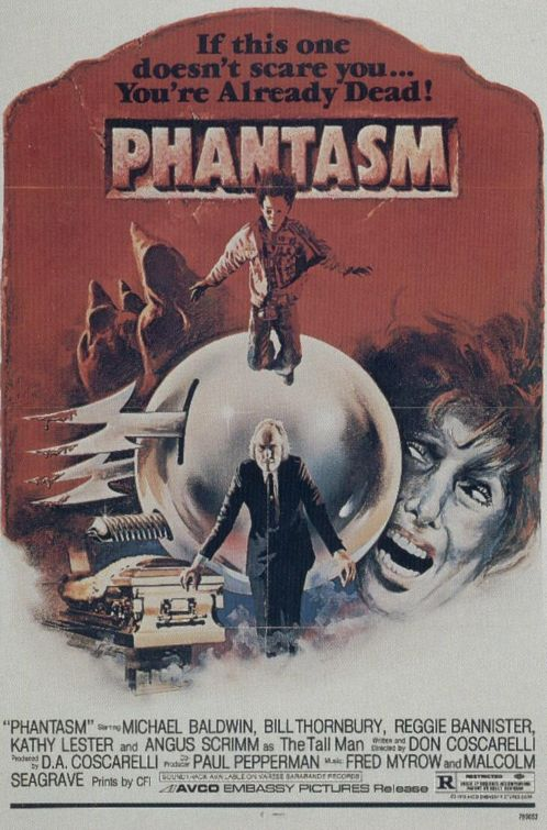 FRANCHISE ME: Phantasm | CHUD.