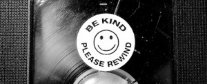 Be Kind Please Rewind sticker