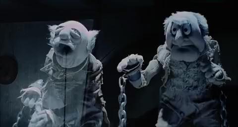 The Muppet Christmas Carol Jacob Marley.Kyle S Halloween S Blog A Christmas Carol