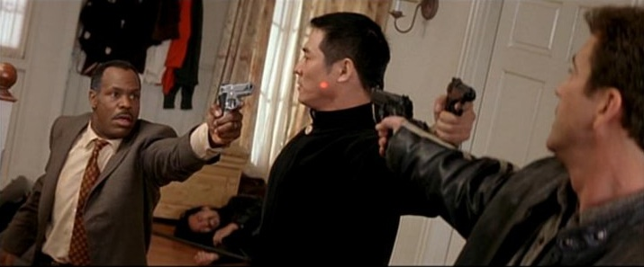 Franchise me lethal weapon 4