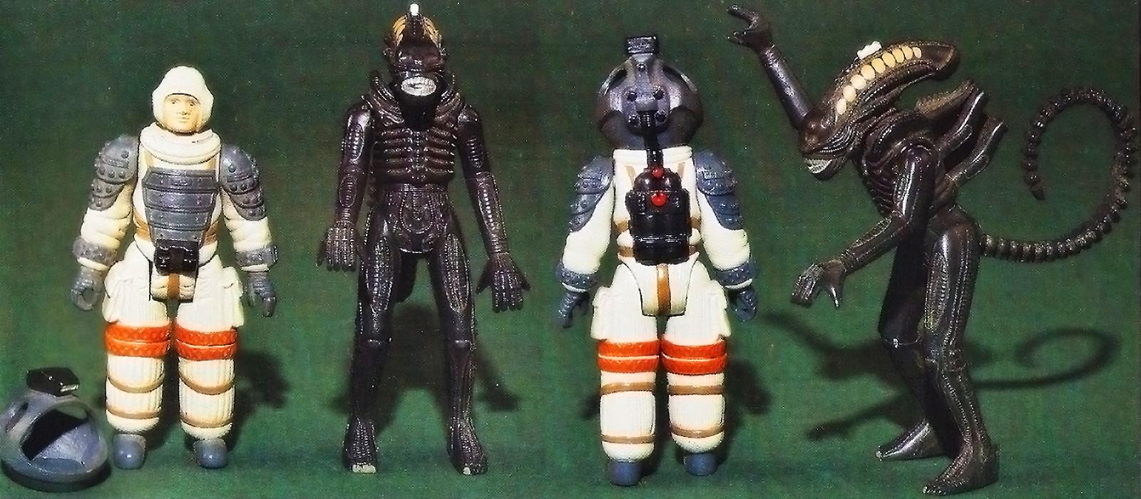 Kane and Alien
